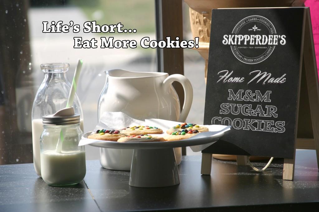 Richard Zampella Sugar Cookies at Skipperdees